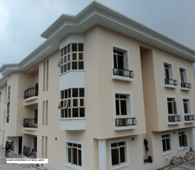 Residential Development - Ikoyi